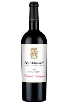 Ackerman Family Vineyards | Cabernet Sauvignon '06