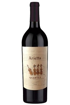 Arietta | Quartet, Red Wine '11 Image
