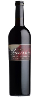 Benessere Vineyards | Black Glass Esstate Zinfandel '10