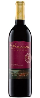 Benessere Vineyards | Collins Holystone Vineyard Zinfandel '14