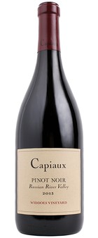 Capiaux Cellars | Widdoes Vineyard Pinot Noir '13 Image