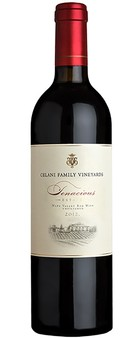Celani Family Vineyards | Tenacious Proprietary Red '12
