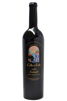 Collier Falls | Private Reserve Zinfandel '07
