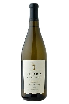 Flora Springs Winery | Barrel Fermented Chardonnay