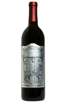 Flying Horse Winery | Petite Sirah '09