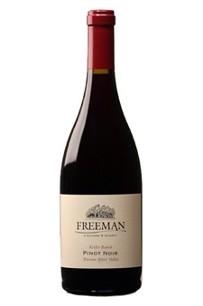 Freeman Vineyard & Winery | Keefer Ranch Pinot Noir