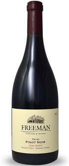 Freeman Winery | Yu-ki Estate Pinot Noir '14