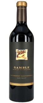 Gamble Family Vineyards | Cabernet Sauvignon '14 Image