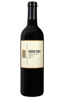 Hidden Ridge Vineyard | 55% Slope Cabernet Sauvignon '07
