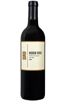 Hidden Ridge Vineyard | 55% Slope Cabernet Sauvignon '09