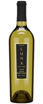 Luna Vineyards | Estate  Pinot Grigio '16