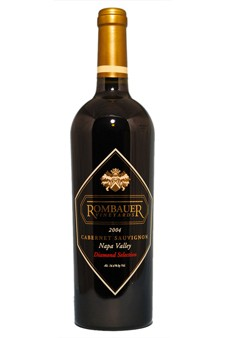 Rombauer Vineyards | Diamond Selection Cabernet Sauvignon