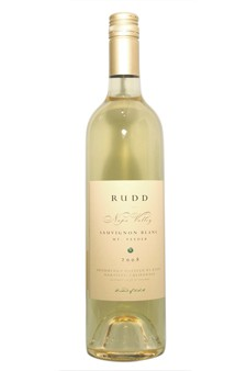 Rudd Vineyards and Winery | Sauvignon Blanc