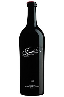St. Helena Winery | Scandale Estate Cabernet Sauvignon '08