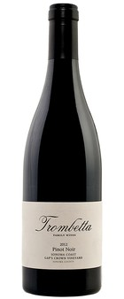 Trombetta Family Wines | Pinot Noir Gap's Crown Vineyard '12