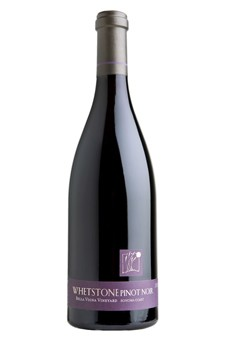 Whetstone Wine Cellars | Bella Vigna Pinot Noir '07